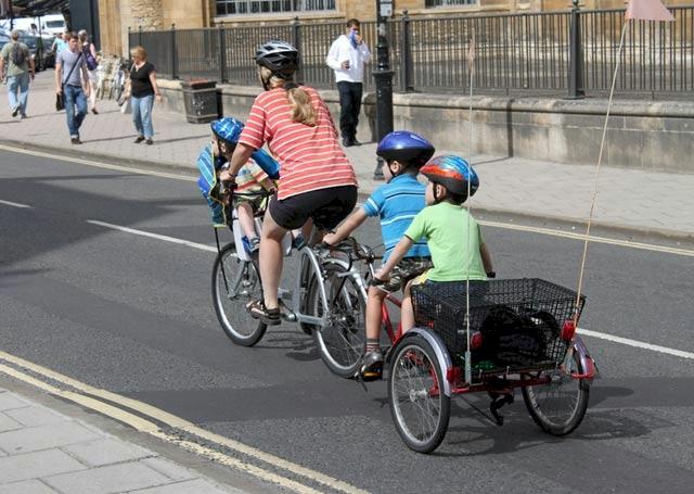 Bike Family 6