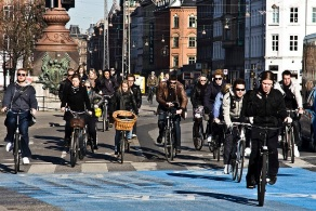 Bicycle Traffic 1
